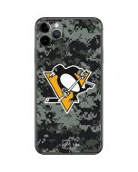 Pittsburgh Penguins Camo iPhone 11 Pro Max Skin