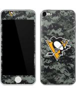 Pittsburgh Penguins Camo Apple iPod Skin
