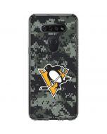 Pittsburgh Penguins Camo LG K51/Q51 Clear Case