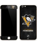 Pittsburgh Penguins Distressed iPhone 6/6s Plus Skin