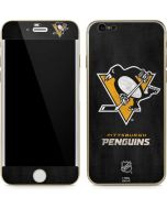 Pittsburgh Penguins Distressed iPhone 6/6s Skin