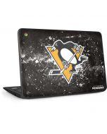 Pittsburgh Penguins Frozen HP Chromebook Skin