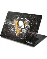 Pittsburgh Penguins Frozen Dell Chromebook Skin