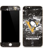 Pittsburgh Penguins Frozen iPhone 6/6s Plus Skin