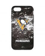 Pittsburgh Penguins Frozen iPhone 8 Pro Case