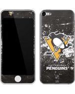 Pittsburgh Penguins Frozen Apple iPod Skin