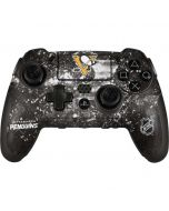 Pittsburgh Penguins Frozen PlayStation Scuf Vantage 2 Controller Skin