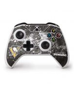 Pittsburgh Penguins Frozen Xbox One S Controller Skin