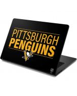 Pittsburgh Penguins Lineup Dell Chromebook Skin