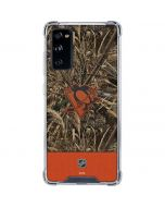 Pittsburgh Penguins Realtree Max-5 Camo Galaxy S20 FE Clear Case