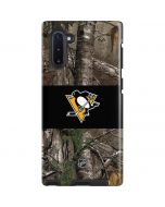 Pittsburgh Penguins Realtree Xtra Camo Galaxy Note 10 Pro Case