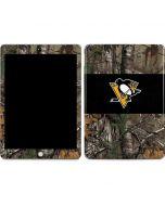 Pittsburgh Penguins Realtree Xtra Camo Apple iPad Skin