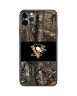 Pittsburgh Penguins Realtree Xtra Camo iPhone 11 Pro Max Skin
