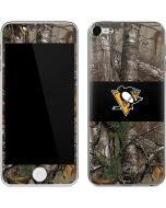 Pittsburgh Penguins Realtree Xtra Camo Apple iPod Skin