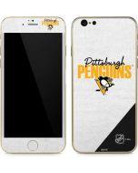 Pittsburgh Penguins Script iPhone 6/6s Skin