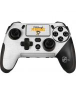 Pittsburgh Penguins Script PlayStation Scuf Vantage 2 Controller Skin
