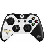 Pittsburgh Penguins Script Xbox One Controller Skin
