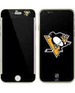 Pittsburgh Penguins Solid Background iPhone 6/6s Skin