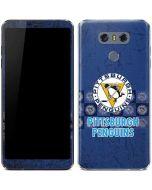 Pittsburgh Penguins Vintage LG G6 Skin