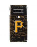 Pittsburgh Pirates - Cap Logo Blast Galaxy S10 Plus Lite Case