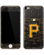 Pittsburgh Pirates - Cap Logo Blast Apple iPod Skin