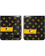 Pittsburgh Pirates Full Count Galaxy Z Flip Skin