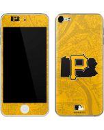 Pittsburgh Pirates Home Turf Apple iPod Skin