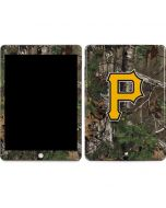 Pittsburgh Pirates Realtree Xtra Green Camo Apple iPad Skin