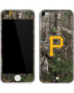 Pittsburgh Pirates Realtree Xtra Green Camo Apple iPod Skin