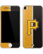 Pittsburgh Pirates Split Apple iPod Skin