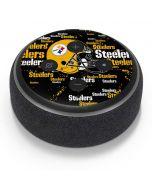 Pittsburgh Steelers - Blast Dark Amazon Echo Dot Skin