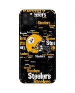 Pittsburgh Steelers - Blast Dark iPhone 11 Pro Max Skin