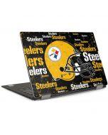 Pittsburgh Steelers - Blast Dark Dell XPS Skin