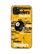 Pittsburgh Steelers - Blast iPhone 11 Pro Max Skin