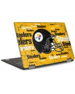 Pittsburgh Steelers - Blast Dell XPS Skin
