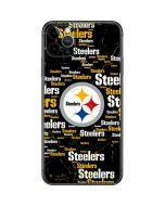 Pittsburgh Steelers Black Blast iPhone 11 Pro Max Skin