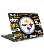 Pittsburgh Steelers Black Blast Dell XPS Skin
