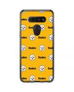 Pittsburgh Steelers Blitz Series LG K51/Q51 Clear Case