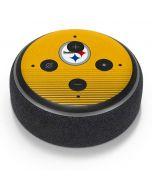 Pittsburgh Steelers Breakaway Amazon Echo Dot Skin