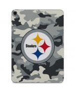 Pittsburgh Steelers Camo Apple iPad Pro Skin