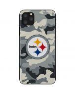Pittsburgh Steelers Camo iPhone 11 Pro Max Skin