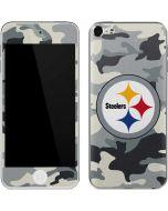 Pittsburgh Steelers Camo Apple iPod Skin