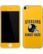 Pittsburgh Steelers Helmet Apple iPod Skin