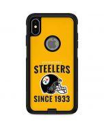 Pittsburgh Steelers Helmet Otterbox Commuter iPhone Skin