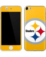 Pittsburgh Steelers Large Logo Apple iPod Skin