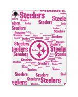 Pittsburgh Steelers Pink Blast Apple iPad Pro Skin
