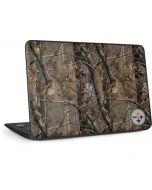 Pittsburgh Steelers Realtree AP Camo HP Chromebook Skin