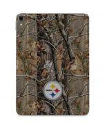 Pittsburgh Steelers Realtree AP Camo Apple iPad Pro Skin