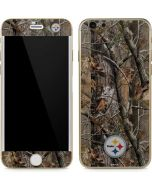 Pittsburgh Steelers Realtree AP Camo iPhone 6/6s Skin