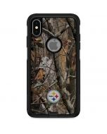 Pittsburgh Steelers Realtree AP Camo Otterbox Commuter iPhone Skin